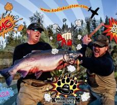 Coho Salmon Fishing Lures