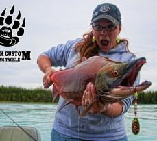 Kenai River Sockeye Salmon Flies