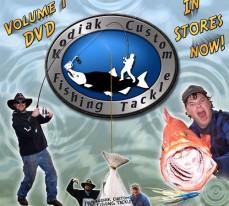 KODIAK CUSTOM ALASKA FISHING VIDEOS