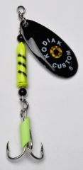 BASS FISHING LURES, SALMON FISHING LURES